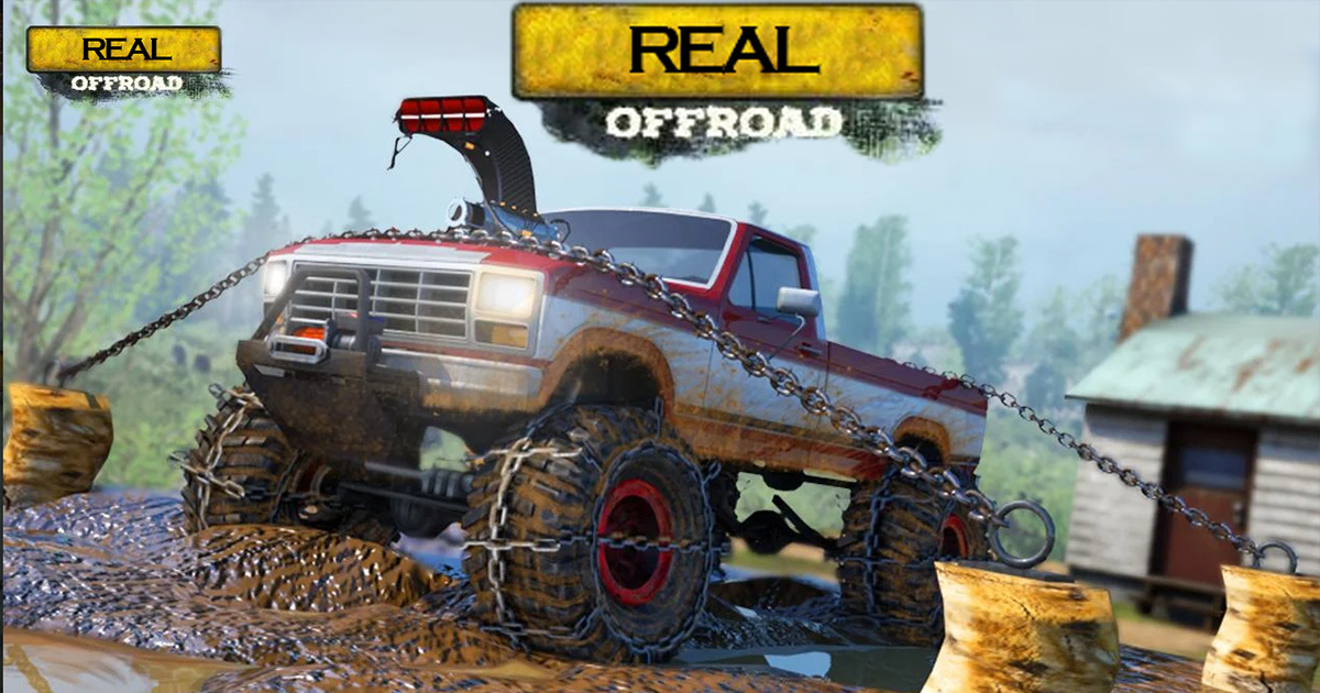 Real-OFFROAD 4×4